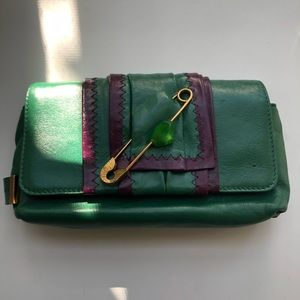 Marc Jacobs Safety Pin Clutch